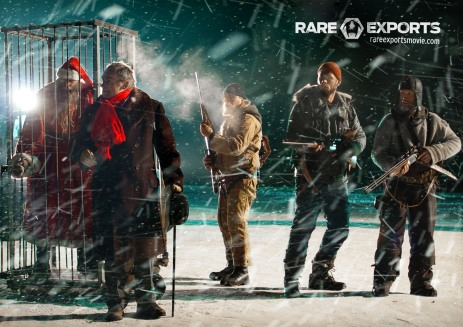 rare exports poster 1