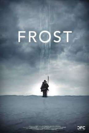 frost poster grey