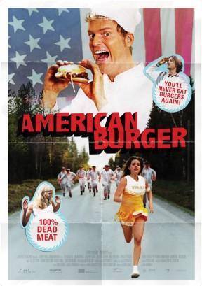 americanburgerposter