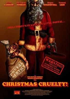 christmas cruelty poster