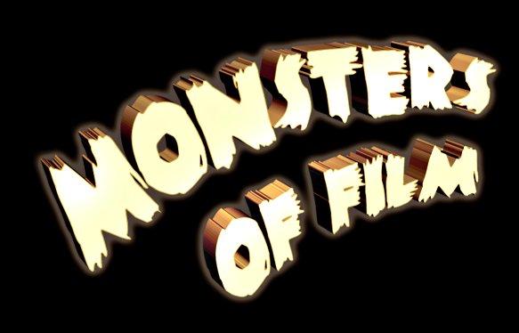 monsters of film logo