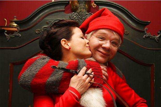 emma og julemanden
