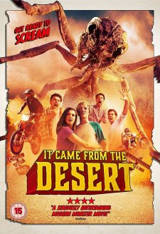 itcamefromthedesert-UKDVD